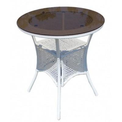 Кръгла маса от ратан 46-1