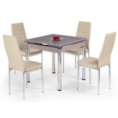 Стол еко кожа и метал К204С