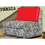 Разтегателен фотьойл без подлакътници Персия