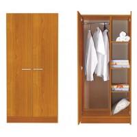 Двукрилен гардероб Мони