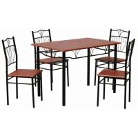 Комплект маса и четири стола DS5052