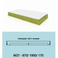 Модулна система МОДИ тапицирано легло за матрак 82/190 см. М37