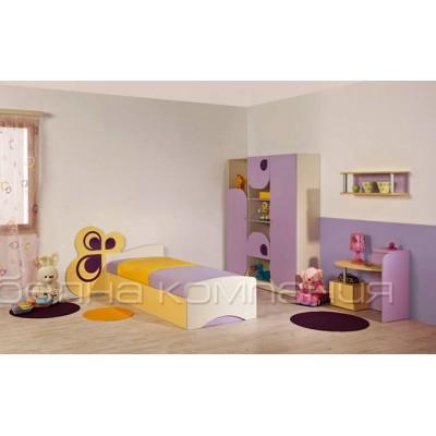 Детска стая РЕМИ с легло за матрак 82/190 см.