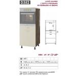 D352 кухненски шкаф колонен с врата и чекмедже за вграждане на фурна