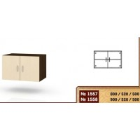 Надстройка за двукрилен гардероб 1557/1558