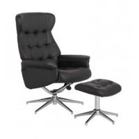 Кресло с табуретка Davina