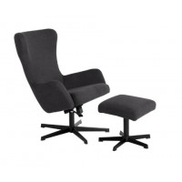 Кресло с табуретка Lexi