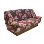 Клик клак диван Дъмбо с два матрака - за ежедневно спане