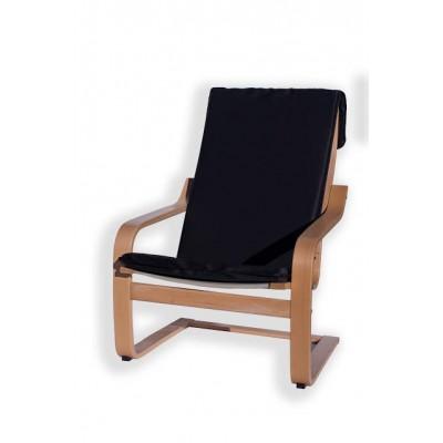 Релакс стол с табуретка