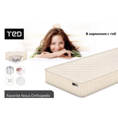 Favourite Nova ORTHOPEDIC Двулицев матрак ТЕД