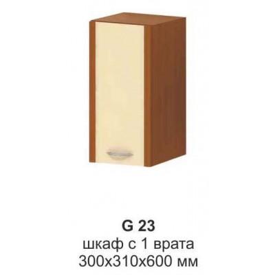Шкаф с 1 врата МИКА G 23
