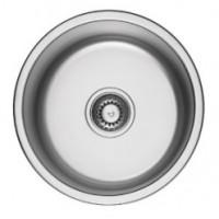 Мивка алпака 400/210 кръгла за вграждане - 65LA N400