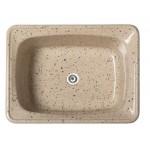 Кухненска мивка от полимермрамор 1003 (цвят по избор)