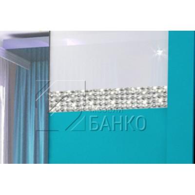 Спален комплект Римини с LED осветление