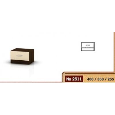 Нощно шкафче на цокъл 2311