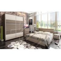 Комплект спалня ТОРИНО флорида и торонто