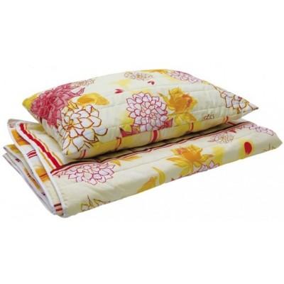 Олекотен комплект възглавница и завивка ТЕД