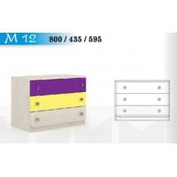 Модул Силия 12 - детски шкаф