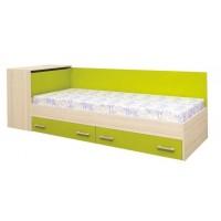 Легло с ракла и две чекмеджета Анди