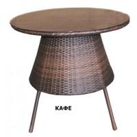 Градинска маса от ратан Толедо