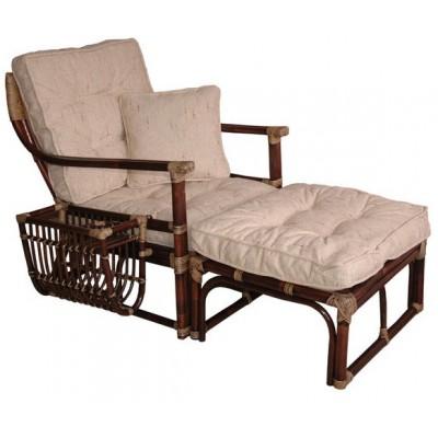342 Стол релакс от ратан