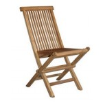 109 Стол Индо от тиково дърво