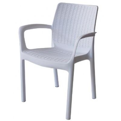 Градински стол от ратан Бали