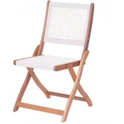 Сгъваем дървен градински стол OLAF