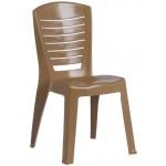 Пластмасов градински стол KARANFIL тик