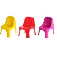Детски пластмасов стол Премиум
