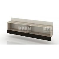 БЕСТА 89 - модул хоризонтална стенна етажерка 150 см