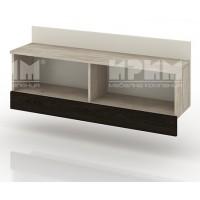 БЕСТА 64 - модул хоризонтална стенна етажерка 100 см