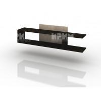 БЕСТА 67 - модул хоризонтална стенна етажерка 130 см