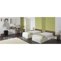 Хотелско обзавеждане с единични легла Бали