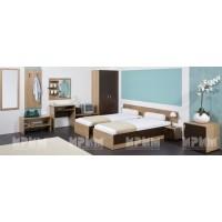 Хотелско обзавеждане с 2 еднинични легла Тирол