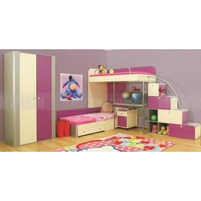 Обзавеждане за детска стая Дюи