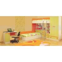 Обзавеждане за детска стая Фоли