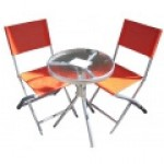 Градинска мебел от метал - алуминий, стомана