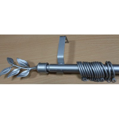 Метален Корниз м.№3 А19250 110/220 сив - 88 KOR000034