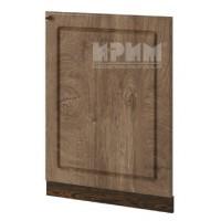 Врата за вградена съдомиялна 60 см Сити ВФ-Дъб натурал-06-39