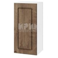 Горен кухненски шкаф 35 см Сити БФ-дъб натурал-06-16