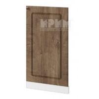 Врата за вградена съдомиялна 45 см Сити БФ-Дъб натурал-06-38