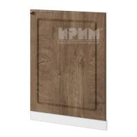 Врата за вградена съдомиялна 60 см Сити БФ-Дъб натурал-06-39