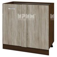 CITY ВС - 42 кухненски долен шкаф 100 см за ъгъл без горен плот
