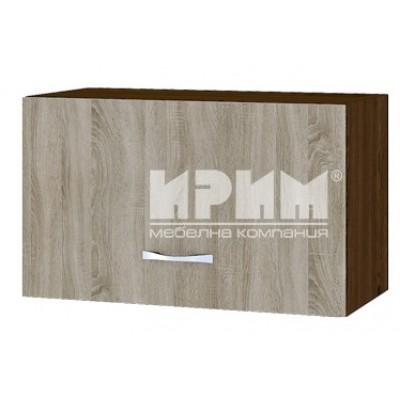 CITY ВС - 15 кухненски горен шкаф 60 см с една хоризонтална врата