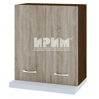 CITY ВС - 13 кухненски горен шкаф 60 см за аспиратор
