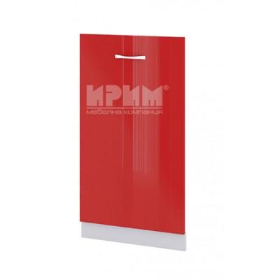 Врата за вградена съдомиялна 45 см Сити БЧ - 38