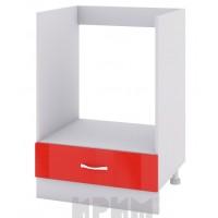 CITY БЧ - 436 кухненски долен шкаф модул за фурна с чекмедже без термо-устойчив плот