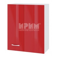 CITY БЧ - 417 кухненски горен шкаф 60см за ъгъл с врата и рафт (ляв/десен)