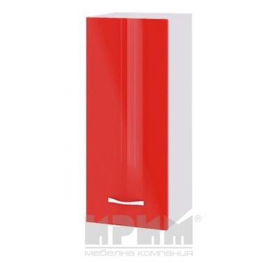 CITY БЧ - 401 кухненски горен шкаф 30 см с една врата - ляв и десен